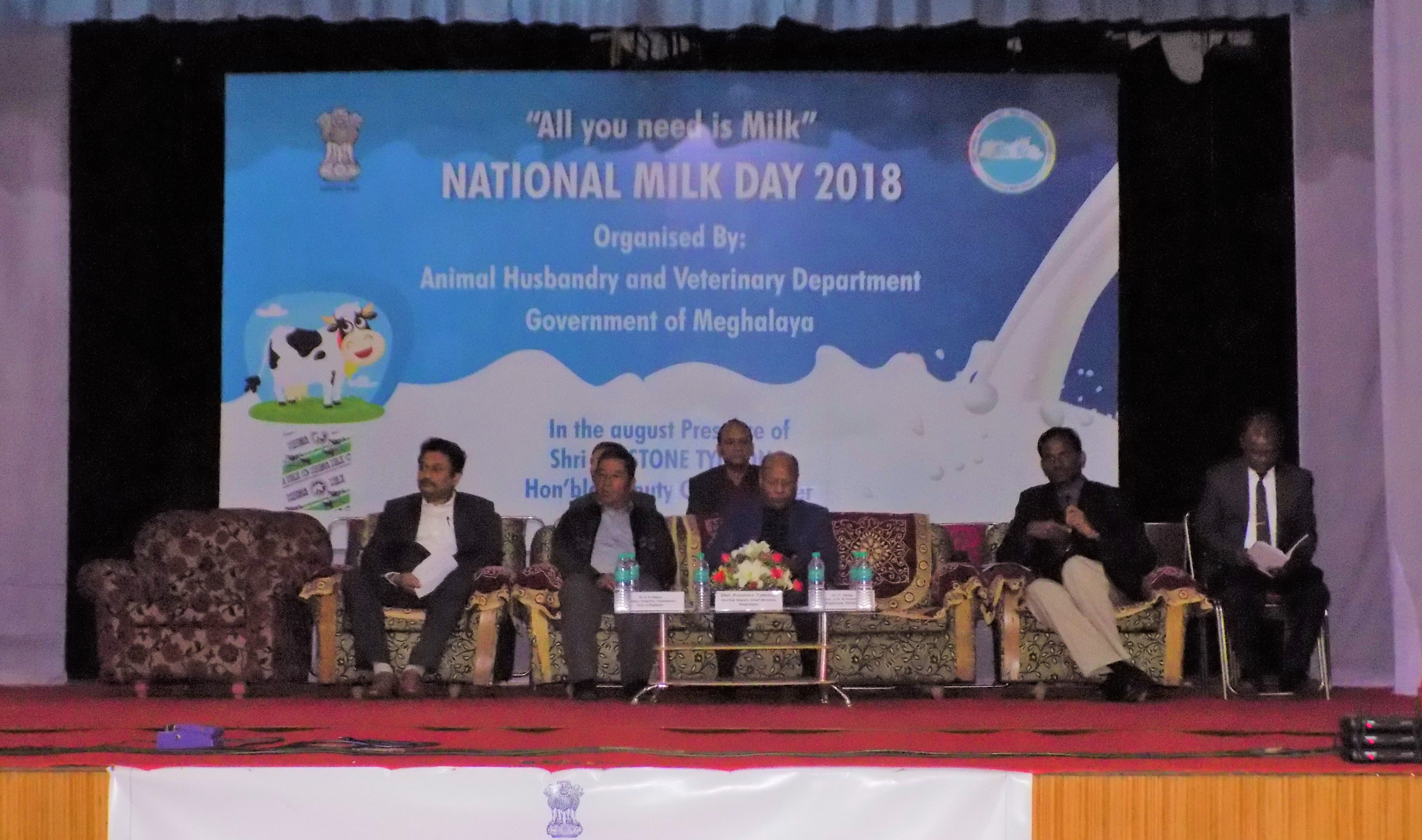 National Milk Day 2018